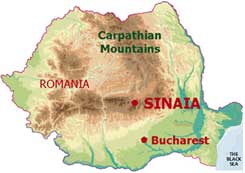 How To Get To Sinaia Romania By Car Plane Train We Provide